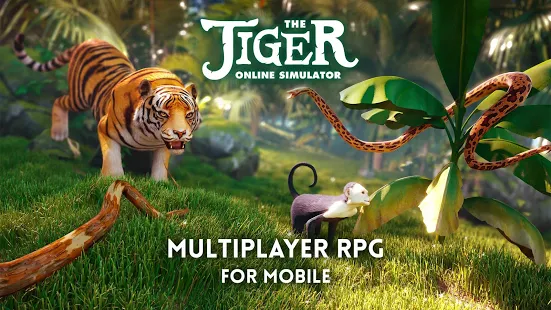 The Tiger + (Mod Money) Free For Android.png