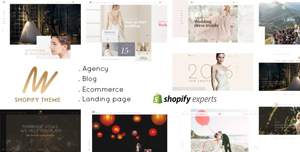 Download The VOW – Wedding Responsive Shopify Theme v1.0.0…