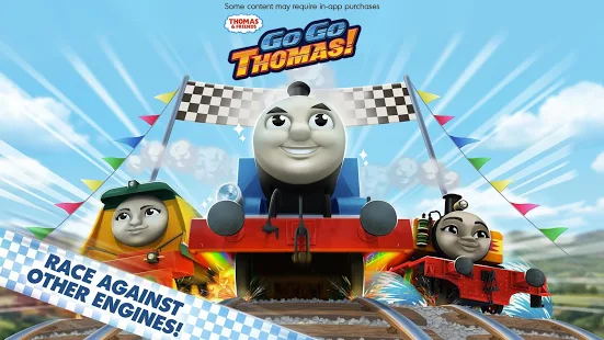 Thomas & Friends Go Go Thomas + МOD (Unlocked) Free For Android.png