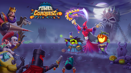 Tower Conquest + (Mod Money) Free For Android.png