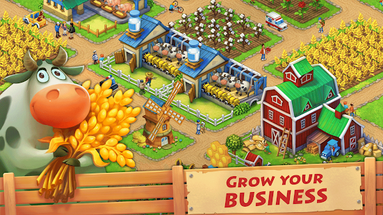 Township + Mod (a lot of money) Free For Android.png
