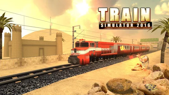 Train Simulator - Free Game + Mod (Unlocked) Free For Android.png