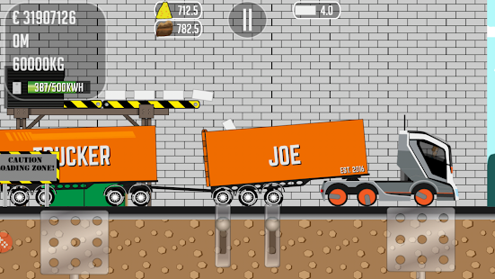 Trucker Joe + Mod (a lot of money) Free For Android.png