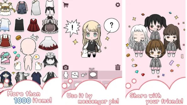 Unnie doll + (Unlocked) Free For Android.png