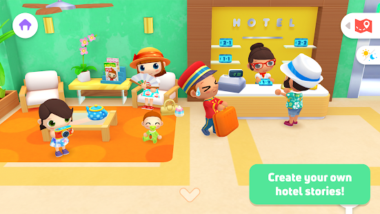 Vacation Hotel Stories + МOD (Unlocked) Free For Android.png