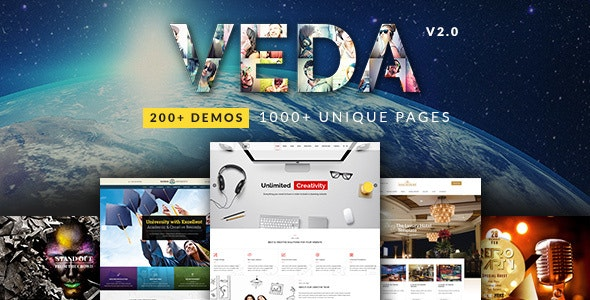 Download VEDA v2 8 | Multi-Purpose Theme Nulled Free | Babiato Forums