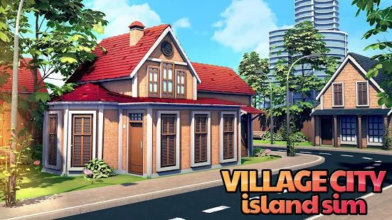 Village City - Island Simulation + (Mod Money) Free For Android.png
