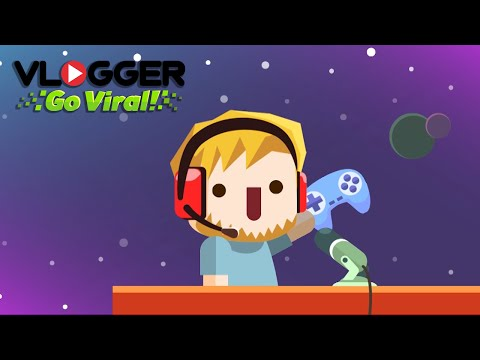 Vlogger Go Viral - Clicker + МOD (Unlimited Money) Free For Android.png