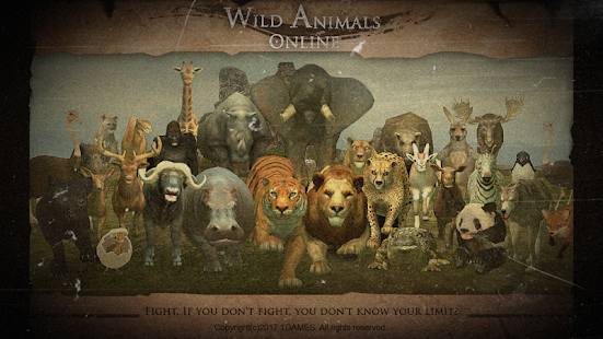 Wild Animals Online v3.3 + (much money) Free For Android.png