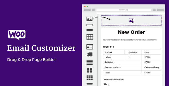 WooCommerce Email Customizer with Drag and Drop Email Builder.png