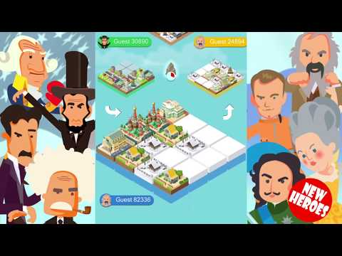 World Creator! (2048 Puzzle & Battle) + (Mod Money) Free For Android.png