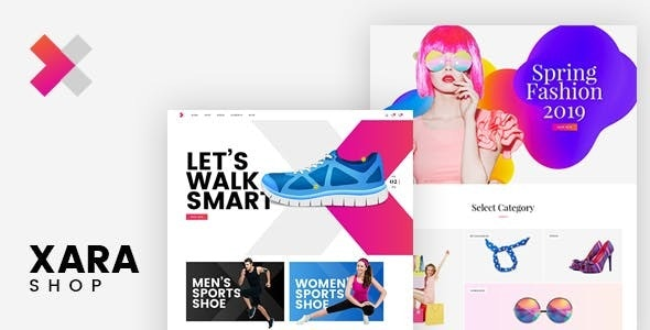 Download Xara – Responsive WooCommerce Shop Theme v1.0.0 Nulled