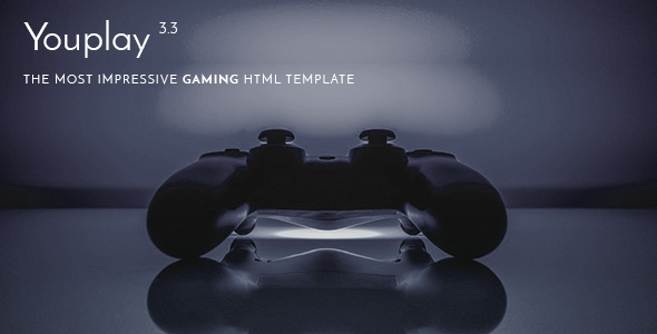 Youplay - Gaming Bootstrap HTML Template.jpg