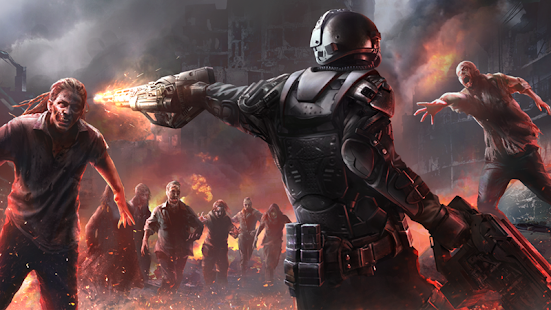 Zombie Shooter Hell 4 Survival + (Mod Money) Free For Android.png