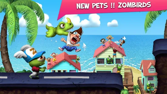 Zombie Tsunami + (Mod Money) Free For Android.png