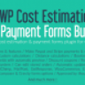 WP Cost Estimation & Payment Form Builder
