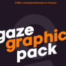 videohive Gaze Graphics Pack v3 | 3300+ Animations
